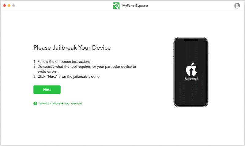 Jailbreak iOS Device
