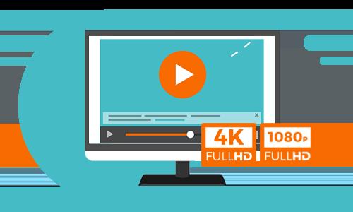 Downlaod HD & 4K Videos