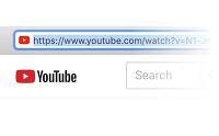 Copy & Paste Video URL