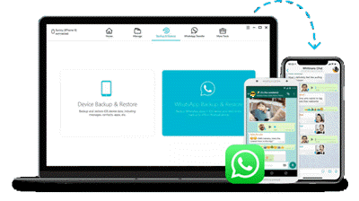 WhatsApp Restore