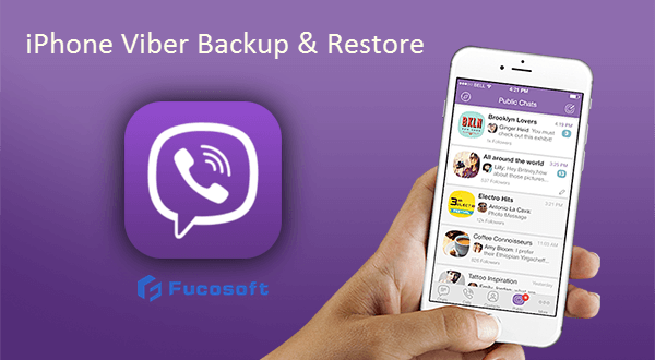iPhone Viber Backup & Restore
