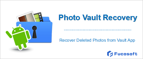 photo vault recovery