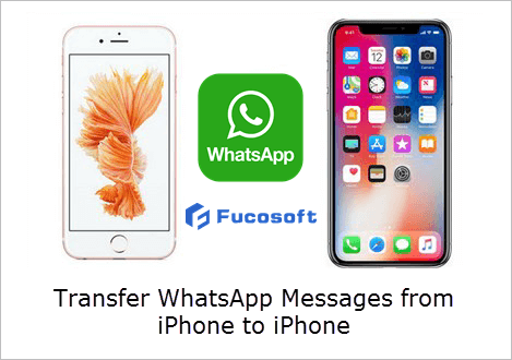 Top 3 Ways to Transfer WhatsApp Messages from iPhone to iPhone