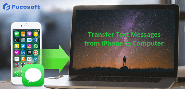backup iphone messages to pc mac