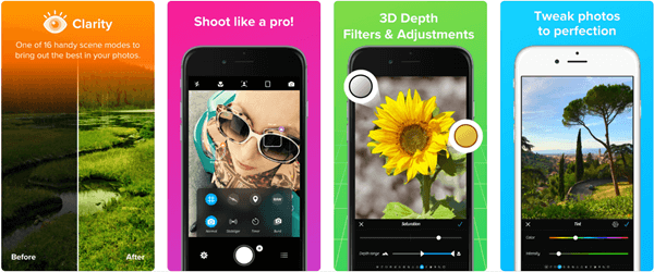 Top 10 Best iPhone Camera Apps, Free & Paid