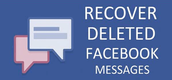 facebook message recovery
