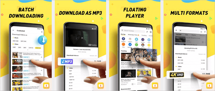 5 Best Free YouTube Downloader Apps for Android [2019]