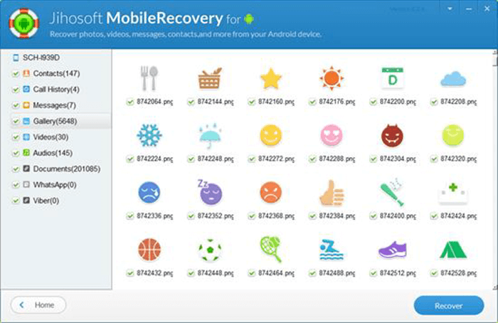 Jihosoft Android Data Recovery