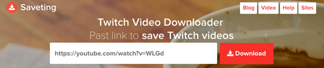 download twitch videos online